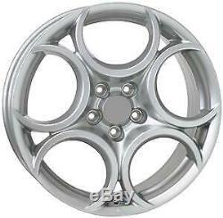 156093277 Jantes alliage Alfa159, Brera, Giulietta, Spider, 500X 18 pouses w257 wsp