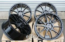17 Novus 02 Gb Roues Alliage pour pour Opel ADAM S Corsa D Astra H & OPC