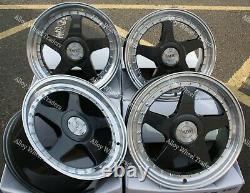 18 Gris 04 Roues Alliage Pour Alfa Romeo 159 Giulia Giulietta Stevio 5x110 Pcd
