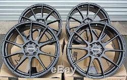 18 Novus 02 GB Roues Alliage pour Opel Adam S Corsa D Astra H & OPC