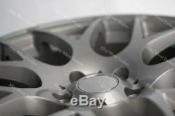 18 S Radium Roues Alliage pour Alfa Romeo 159 Jeep Cherokee Saab 9-3 9-5 5X110