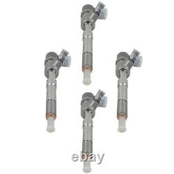 4Injecteur de carburant pour Alfa Romeo Mito 955, Fiat Punto Evo 199, Ford KA