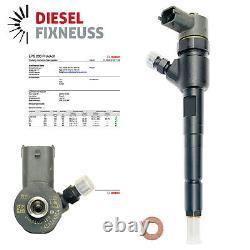 4x Bosch Injecteur Fiat Punto Panda Opel Astra Lancia 0445110183 1.3 CDTi / JTD