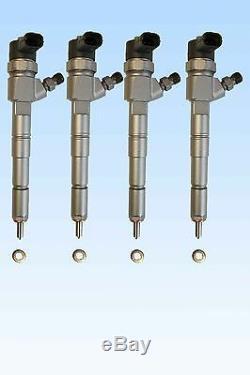 4x Injecteur 0445110243 Alfa Romeo 1.9JTD Jtdm Fiat 1.9 D Multijet 0986435104