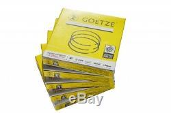 5 x JEU DE SEGMENTS DE PISTON GOETZE 0812400000-5