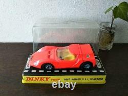 Alfa Romeo Scarabeo DINKY Ferrari Lancia Fiat 1/43 Echelle Minicar Jouet