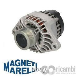 Alternateur Marque M. MARELLI Alfa 147 156 Gt 1.9 JTD Jtdm 8V16V Cod. Denso