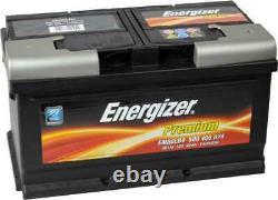 Batterie Energizer Premium 80Ah/740A (EM80-LB4)