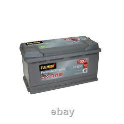 Batterie FULMEN Formula XTREME FA1000 12v 100AH 900A