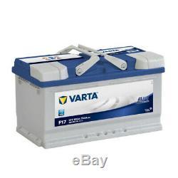 Batterie Varta Blue Dynamic F17 12v 80ah 740A 580 406 074