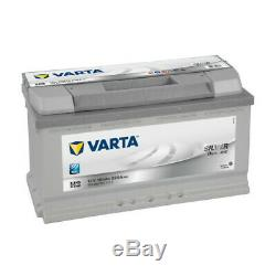 Batterie Varta Silver Dynamic H3 12v 100ah 830A 600 402 083
