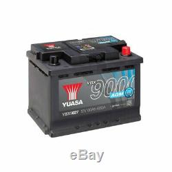 Batterie YUASA YBX9027 AGM 12V 60AH 680A