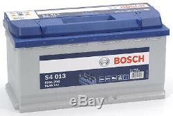 Bosch S4013 Batterie de Voiture 95A/h-800A