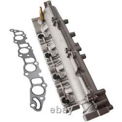 COLLECTEUR D'ADMISSION pour Opel Saab 1.9 CDTI Z19DTH AB7 55206459 swirl flaps