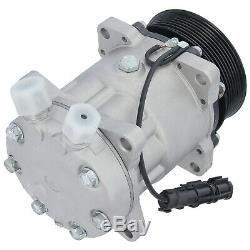 Compresseur Climatisation Pour Hommes TGA Tgs Tgx Sanden SD7H15 24 V 8 Pk 119 MM