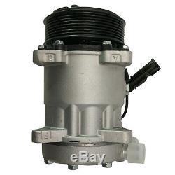 Compresseur de Climatisation pour Sanden SD7H15 24 V 8 PK 119 mm OE 51779707028