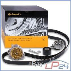 Contitech Kit De Distribution + Pompe Eau Alfa Romeo 145 146 147 1.9 Jtd + Jtdm