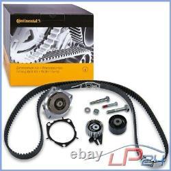 Contitech Kit De Distribution+pompe À Eau Alfa Romeo Gt 1.9 Jtd 03-10