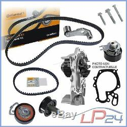 Contitech Kit De Distribution+pompe À Eau Fiat Croma 194 1.9 D Multijet 05