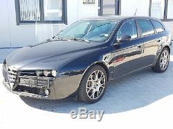 Coussin gonflable Bague glissante Ressort tournant pour Alfa Romeo 159 939