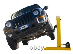 Cric A Colonne Idro-Pneumatico Mobile Easy Lift 3000 KG 3T