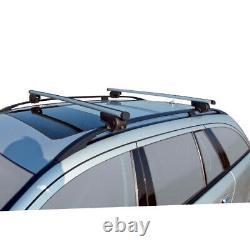 Dachträgersatz Aluminium Twinny Charge pour VW Golf IV Variant 1J5 Année Fab