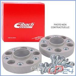 Eibach Elargisseurs De Voie Pro Spacer 50 MM 4x98 Abarth 500 595 1.4 08