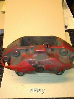 Etriers Brembo 4 pistons Alfa Romeo 147,156, GTV, Fiat Coupè