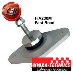 Fiat 20v Coupé Vibra Technics Route Rapide Arrière Vitesse Support FIA230M