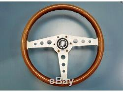 Fiat Alfa Romeo Lancia Volant Nardi Pilotage Wheel 360MM