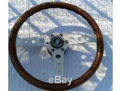 Fiat Alfa Romeo Lancia Volante Nardi Steering Wheel 360mm