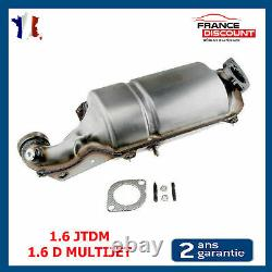 Filtre A Particule Dpf Pour Bravo 2 Doblo Grande Punto Idea Linea 1.6 D 55212059