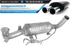 Filtres à particules Citroen Nemo Peugeot Bipper 55234767 55217451