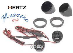 Focal RCX-100 Hertz K-165 Set 6 Haut Parleur Punto 199 Alfa Mito Panda 500 Ant /