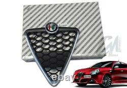 Grille Masque Bouclier Avant Original Alfa Romeo Giulietta OE 156112051