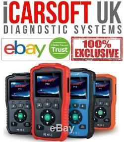 Icarsoft Fa V1.0 Fiat Alfa Romeo Multi Système Diagnostic Code Scanner Outil
