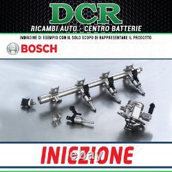 Injecteur BOSCH 0986435148 Fiat Bravo II (198) 1.9 D Multijet 120CV 88KW
