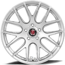 Jantes en Alliage X4 18 Hs Cs Light pour Alfa Romeo 159 Jeep Cherokee Saab 9-3