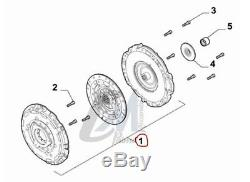 KIT EMBRAYAGE ORIGINAL ALFA ROMEO GIULIETTA 2.0 JTDm-2 170 CV TCT PROG. 55257198
