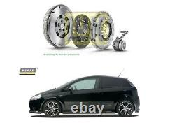 Kit Embrayage+Volant D'Inertie Fiat Grande Punto 1.3 Multijet 90 HP 6 Vitesses