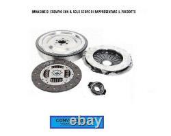 Kit Embrayage+Volant D'Inertie Modifié Fiat Punto 1.3 Multijet 90 HP 6 Vitesse