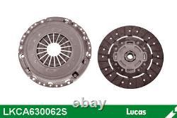 Kit d'embrayage LUCAS LKCA630062S pour GIULIETTA, 500L, MITO, DOBLO, DOBLO CARGO