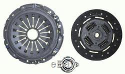 Kit d\'embrayage SACHS 3000 727 001 pour Alfa romeo Fiat Lancia