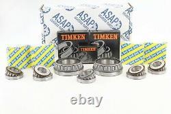M20/M32 Boîte de Vitesse Alfa Romeo/ Opel/ Opel Kit Réparation Roulement Timken