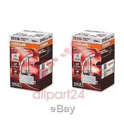 Osram 66140XNL-HCB Xenarc Nuit Breaker Laser D1S Ampoules de Phare (2 Lampes)