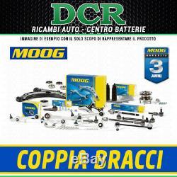 Paire Bras Roue Arrière Dx SX Moog FI-WP-0947 FI-WP-0948 Alfa Fiat