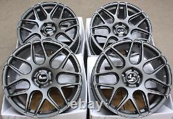 Roues Alliage 18 CRUIZE CR1 GM Pour Peugeot 308 407 508 605 607
