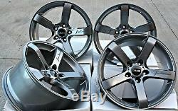 Roues Alliage 18 Cruize Blade GM Bronze Concave 5 Rayons 5x110 18 Pouce