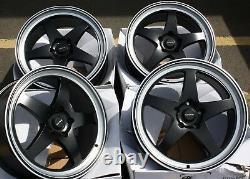 Roues Alliage X 4 18 Bpl F7 Pour 5X98 Alfa Romeo 147 156 164 Gt Fiat 500L