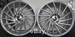 Roues Alliage X 4 20 Smf ZX1 Alfa Romeo 159 Jeep Cherokee Saab 9-3 9-5 5X110